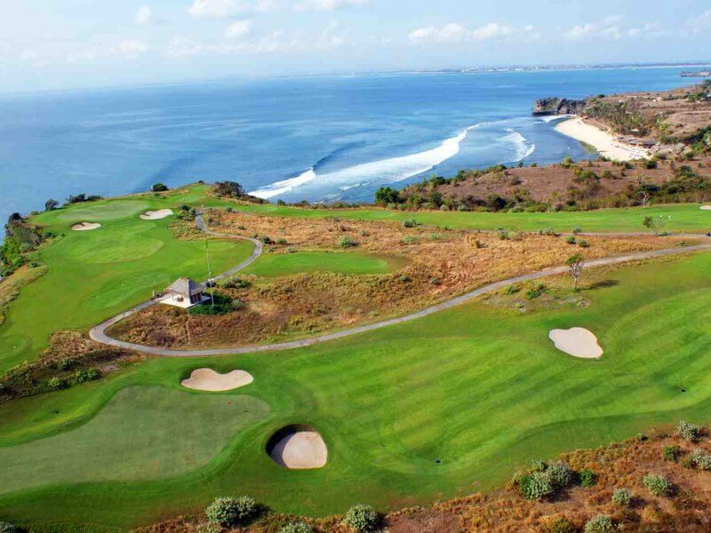 New Kuta Golf Club Pecatu Bali