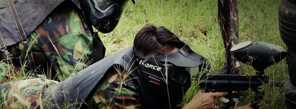 Paintball - Outbound Bandung Java Organizer