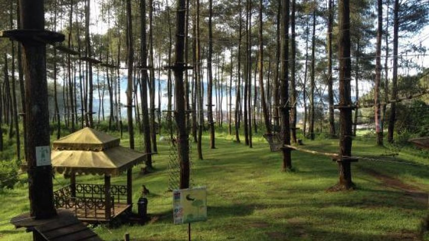 Outbound Gathering - Bandung Treetop