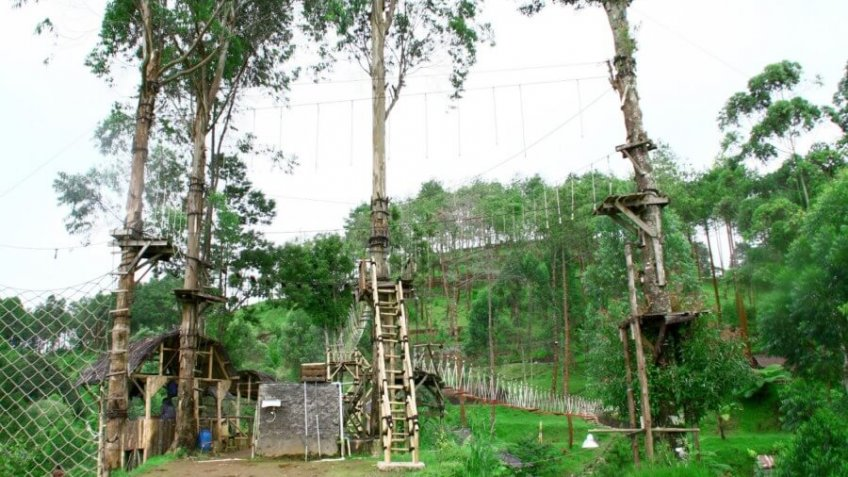 Outbound Gathering - Ciwangun Indah Camp