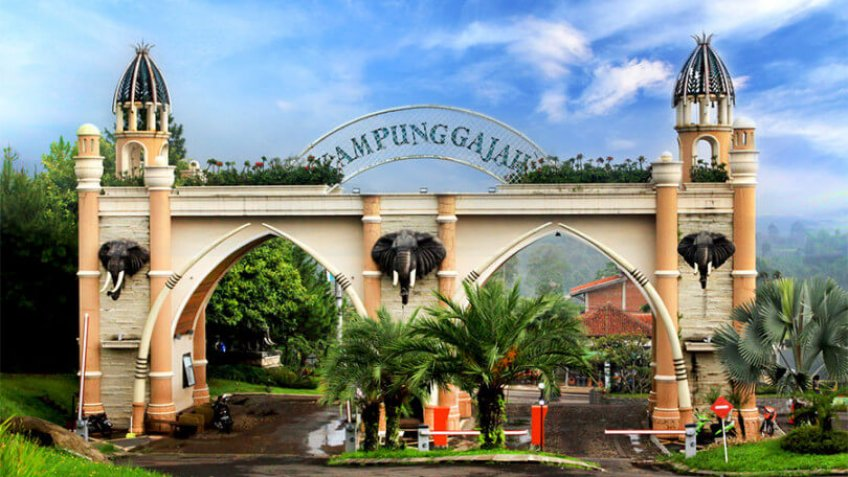 Outbound Gathering - Kampung Gajah Wonderland