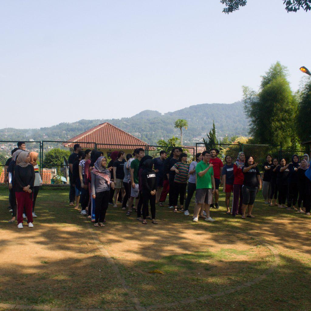 Gathering di Bandung